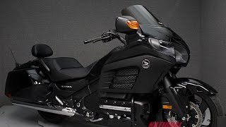 6. 2013 HONDA GL1800 GOLDWING F6B DELUXE - National Powersports Distributors