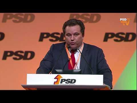 37º Congresso PSD - Intervenção de Miguel Braga