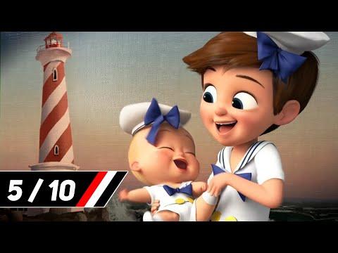 The Boss Baby (2017) - Brotherly Love Scene (5/10) | Animation MC