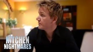 Chef Steals Gordon's Dish - Kitchen Nightmares