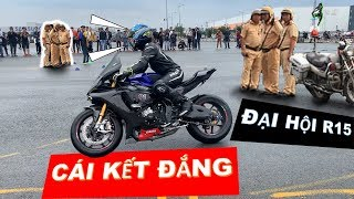 Video CSGT và Đại hội R15 Sài Gòn - BIG OFFLINE   Hậu Hậu Ninja 400   MP3, 3GP, MP4, WEBM, AVI, FLV September 2019