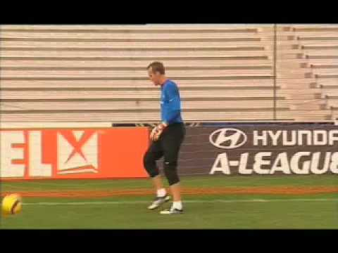 Mark Schwarzer, el # 1 de los 'Socceroos'