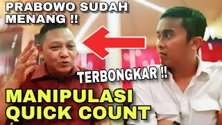 Video GEGEER !! JUBIR GusDur Adhi Masardi Bongkar Kecurangan Lembaga Quick Count Yang Beredar MP3, 3GP, MP4, WEBM, AVI, FLV April 2019
