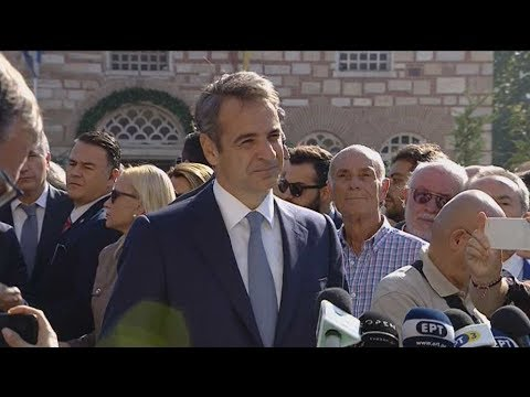 Κυρ. Μητσοτάκης: Η Ελλάδα βρίσκεται σε μία νέα πορεία εθνικής ανόρθωσης
