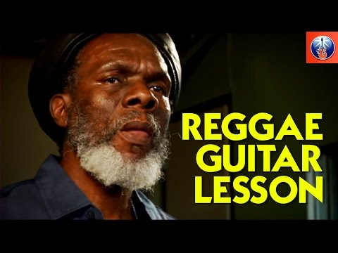 Reggae Guitar Lesson - Rhythm Guitar Tips And Chord Progressions With Steve Golding