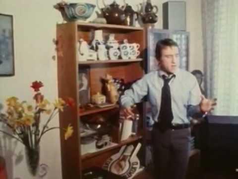 Владимир Высоцкий - Москва, 1979, Итальянское ТВ (видео)