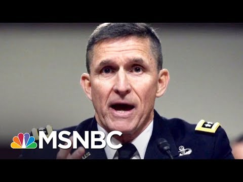 From Decorated Officer To Felon: Who Is Michael Flynn? | The 11th Hour | MSNBC