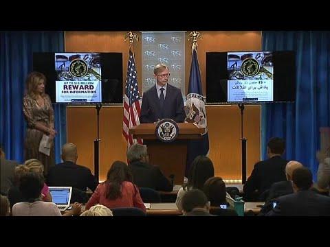 «Ανεβαίνει το θερμόμετρο» στις σχέσεις ΗΠΑ-Ιράν