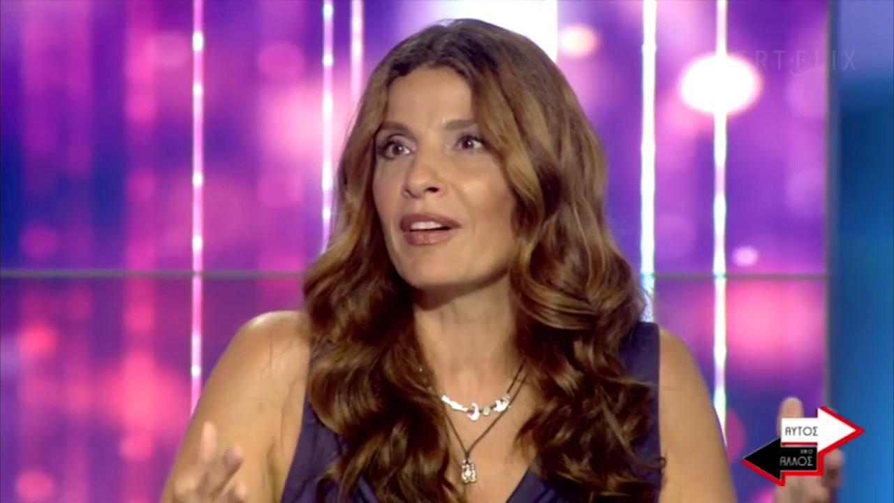 Η Πόπη Τσαπανίδου αποθεώνει την Ελένη Μενεγάκη | 10/07/2020 | ΕΡΤ