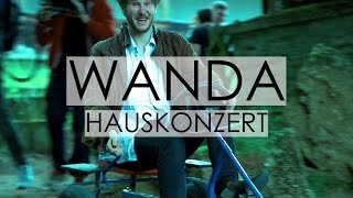 Hauzkonzert Wanda