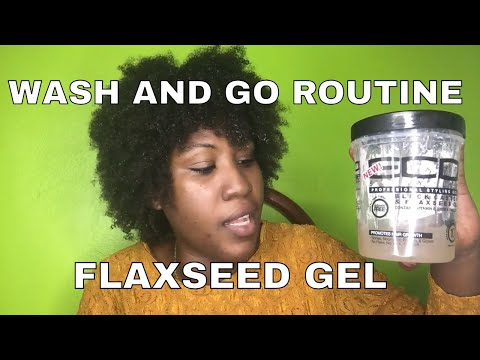 Short hair styles - WASH AND GO ROUTINE  NATURAL HAIRSTYLES FOR SHORT HAIR