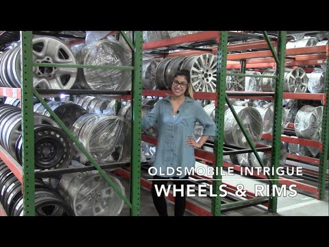 Factory Original Oldsmobile Intrigue Wheels & Oldsmobile Intrigue Rims – OriginalWheels.com