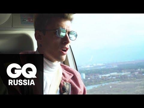 Machine Gun Kelly о сравнении с Eminem, ночной жизни в Москве и уважении
