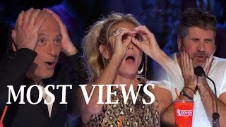 Video TOP MOST VIEWS America's Got Talent NEW UPDATE MP3, 3GP, MP4, WEBM, AVI, FLV Oktober 2018