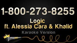 Video Logic ft. Alessia Cara & Khalid - 1-800-273-8255 (Karaoke Version) download in MP3, 3GP, MP4, WEBM, AVI, FLV January 2017