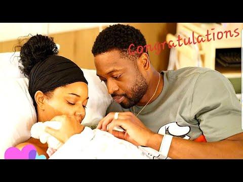 Gabrielle Union Announces New Baby with Dwayne Wade via Surrogate