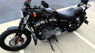 10. 2011 Harley-Davidson XL1200N Nightster (421968)