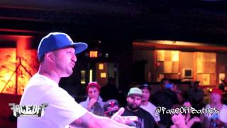 Face Off Battle League | Marshall Law vs. J.R. Slander