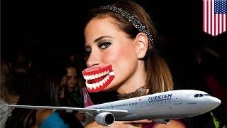 Like us on Facebook: http://www.facebook.com/TomoNewsPHJoin our Google+ circle: http://plus.google.com/+TomoNewsPHNEW YORK — Isang popular na art curator na kilala bilang 'Lady Gaga of the Art World' ay nakaharap sa ngayon sa korte dahil kinagat daw niya ang kapwa pasahero sa isang transatlantic flight.Ang 38 years old na si Stacy Engman ay nasa Turkish Airlines mula Istanbul papuntang New York noong nakaraang July. Ang katabi niya na si Christine Taylor ay nagreklamo dahil hinigaan siya ni Engman.Ayon sa Port Authority spokesman, sinisigawan daw ni Engman si Tyler bago lumala ang away.Lalong uminit ang away ng dalawa, tapos biglang nag ala Twilight si Engman at kinagat si Tyler sa may tiyan at nagka marka ito.In-interview ng Port Authority ang dalawang babae pagdating sa JFK.Si Engman ay haharap sa Brooklyn Federal Court sa kaso ng assault. Noong Lunes lang naging public ang kasong ito.-------------------------------------------------------------For news that's fun and never boring, visit our channel:http://www.youtube.com/user/TomoNewsPHSubscribe to stay updated on all the top stories:http://www.youtube.com/subscription_center?add_user=TomoNewsPHStay connected with us here:https://www.facebook.com/TomoNewsPH