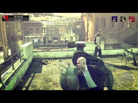 Hitman: Absolution - Code 47 débarrasse Hope de ses malfrats