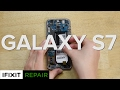 How To: Replace the Battery on your Galaxy S7