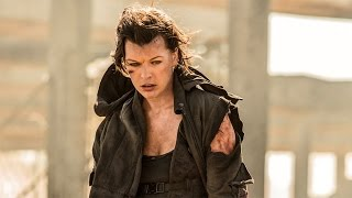 Resident Evil: The Final Chapter Receives Its First Action-Packed Trailer