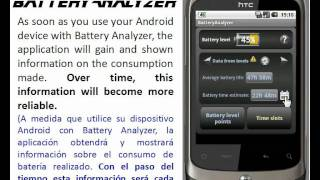 Battery Analyzer Vídeo YouTube