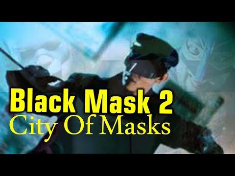 Sinopsis Film Black MASK 2 ; City Of Masks Tayang 30 April 2020