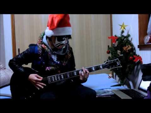 Corey Taylor - X-M@$ guitar cover (видео)