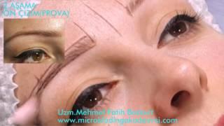 Video Microblading Kaş Uygulaması Uzm.Mehmet Fatih Bozkurt MP3, 3GP, MP4, WEBM, AVI, FLV Juli 2018