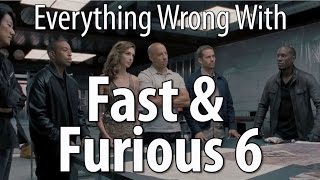 Nonton Everything Wrong With Fast & Furious 6 Film Subtitle Indonesia Streaming Movie Download