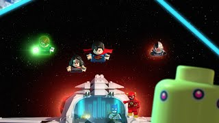 Nonton Earth Has A Firewall - LEGO DC Comics Super Heroes - Justice League Cosmic Clash Film Subtitle Indonesia Streaming Movie Download