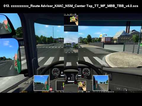 Route Advisor Mod Collection v4.0