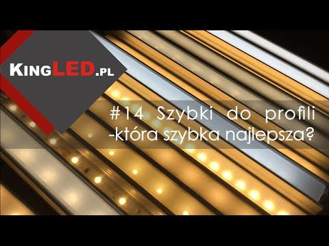 Szybki do profilu aluminowego - którą wybrać #14 - Poradnik od KINGLED_pl