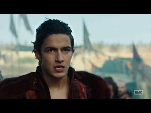Into the Badlands Season 3 episode 8 ,M.K fights Sunny
