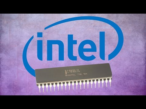 Intel: The Godfather of Modern Computers (2017)