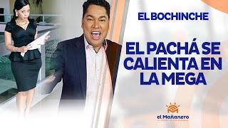 Video El Bochinche - Mujer que denunció al Pachá da la cara | Artistas al Master Cheff Celebrity MP3, 3GP, MP4, WEBM, AVI, FLV Juni 2019