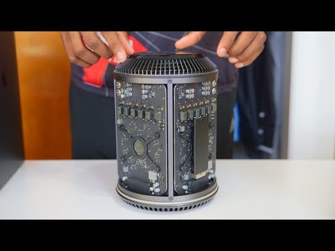 mac - New Mac Pro (2013/2014) Unboxing and first impressions. Mac Pro trashcan: http://amzn.to/1jnNFBU Hackintosh Pro Project: http://goo.gl/nMQhEg Video Gear I us...