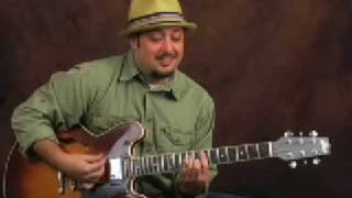 Open G tuning guitar lesson Rolling Stones Black Crowes use