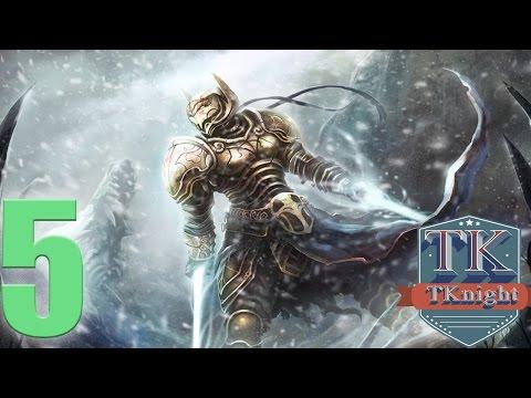 Новый Рыцарь в отряде | Mount & Blade Warband(POP mode) # 5 (видео)