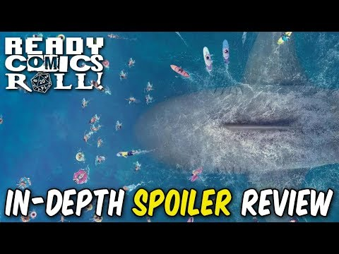 The Meg In-Depth Spoiler Movie Review