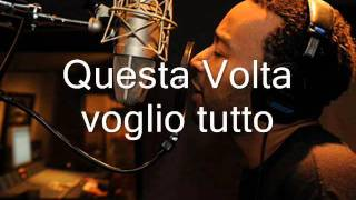 John Legend - This Time (traduzione in italiano).wmv