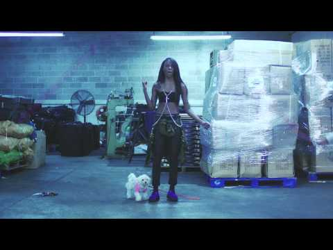 Angel Haze - 'Werkin' Girls'