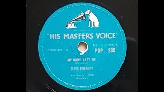 To commemorate the 40th anniversary of the passing of Elvis this is the B side to his UK #14 hit 'I Want You, I Need You, I Love ...