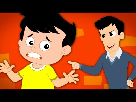Johny Johny Yes Papa Nursery Rhyme Kids Songs Children's Rhymes Johny Johny Song kids tv S03 EP112