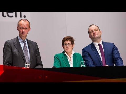 CDU-Regionalkonferenz: In Böblingen spielt Merz seine ...