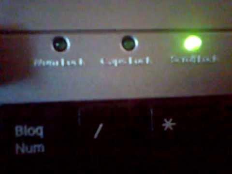 Linux: Controla el trafico de red desde los leds del teclado