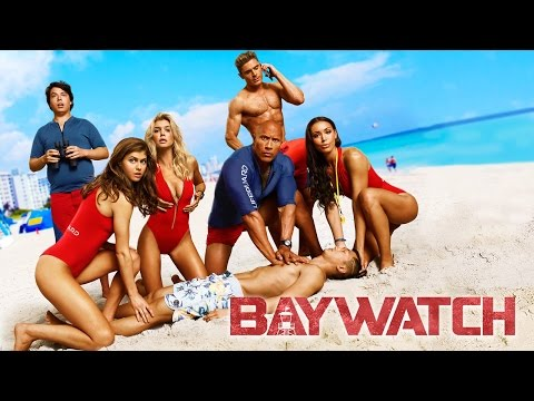 Preview Trailer Baywatch, nuovo trailer italiano