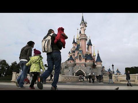 Παρίσι: Συνελήφθη άνδρας με δύο όπλα στη Ντίσνεϊλαντ