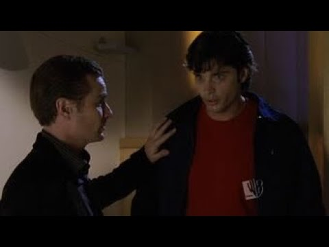 Clark gets infected with sliver kryptonite. Smallville season 5 episode 7 Splinter review